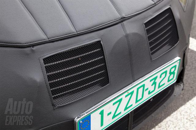 2013 Lexus GS 250 Front Grille