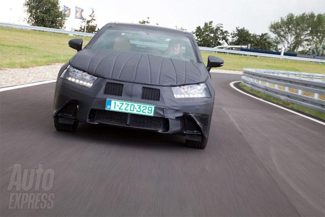 2013 Lexus GS 450h Hybrid Headlights