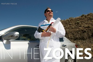 Lexus Magazine Tests Climate Control