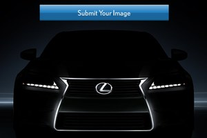 Lexus GS Launch on Facebook