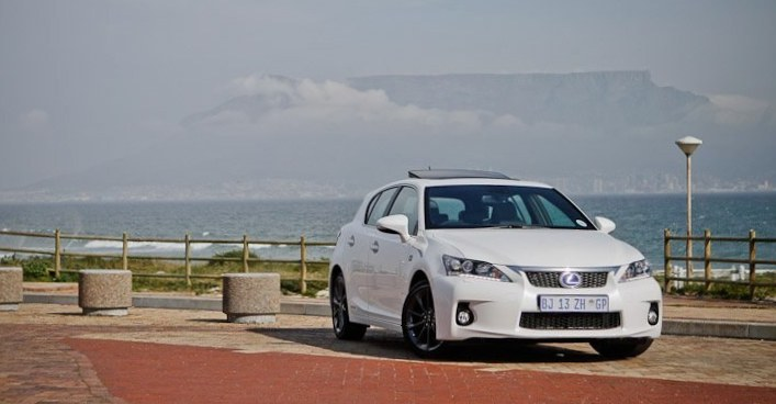 Lexus CT 200h Launch In South Africa