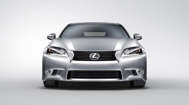 2013 Lexus GS 350 Front