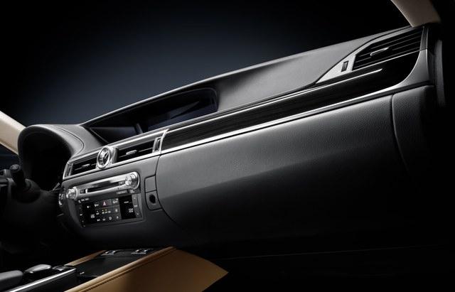 2013 Lexus GS Interior