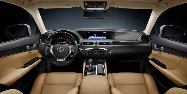 2013 Lexus GS 350 Interior