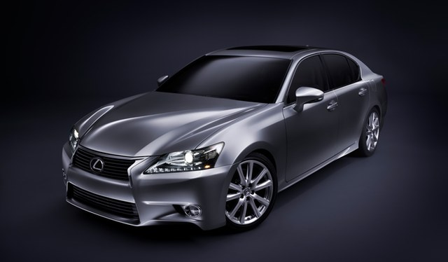 2013 Lexus GS 350 Photo Gallery