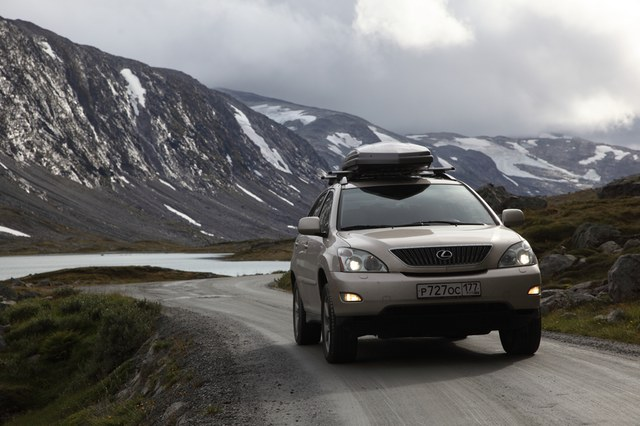 Lexus RX 330 in Norway
