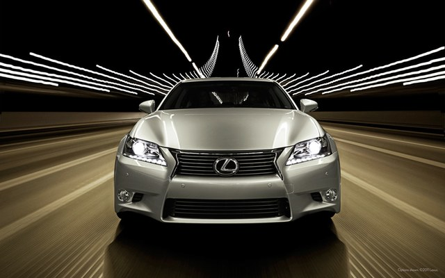2013 Lexus GS 350 Wallpaper: Front