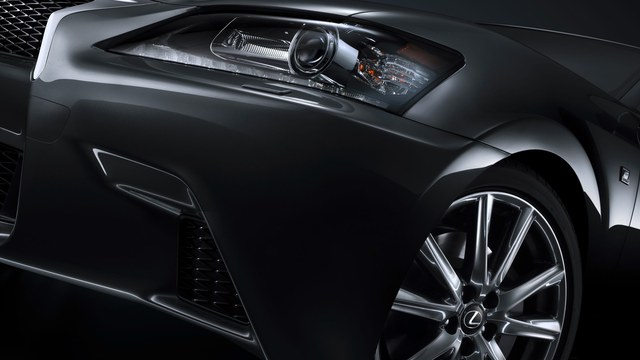 Lexus GS-F Rumors