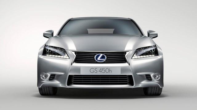 2013 Lexus GS Front Grille