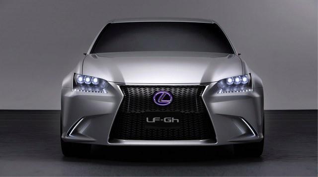 Lexus LF-Gh Concept Grille