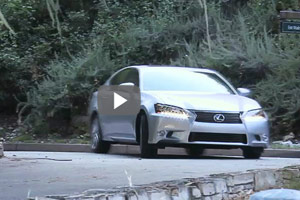 Lexus GS Video from Lexus Magazine