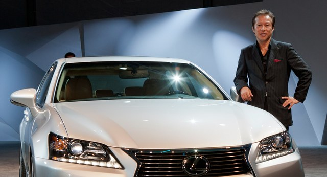 Lexus GS Chief Engineer Yoshihiko Kanamori