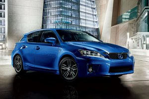 Lexus CT 200h F-Sport Pricing