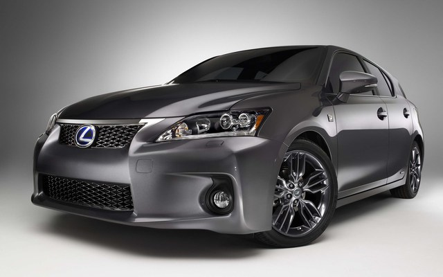 Lexus CT 200h F-Sport Special Edition