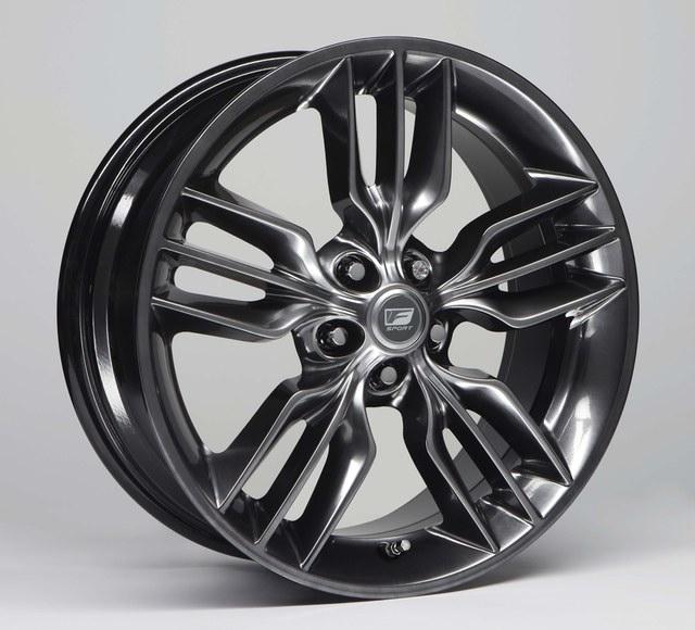 Lexus CT 200h F-Sport Special Edition Wheel