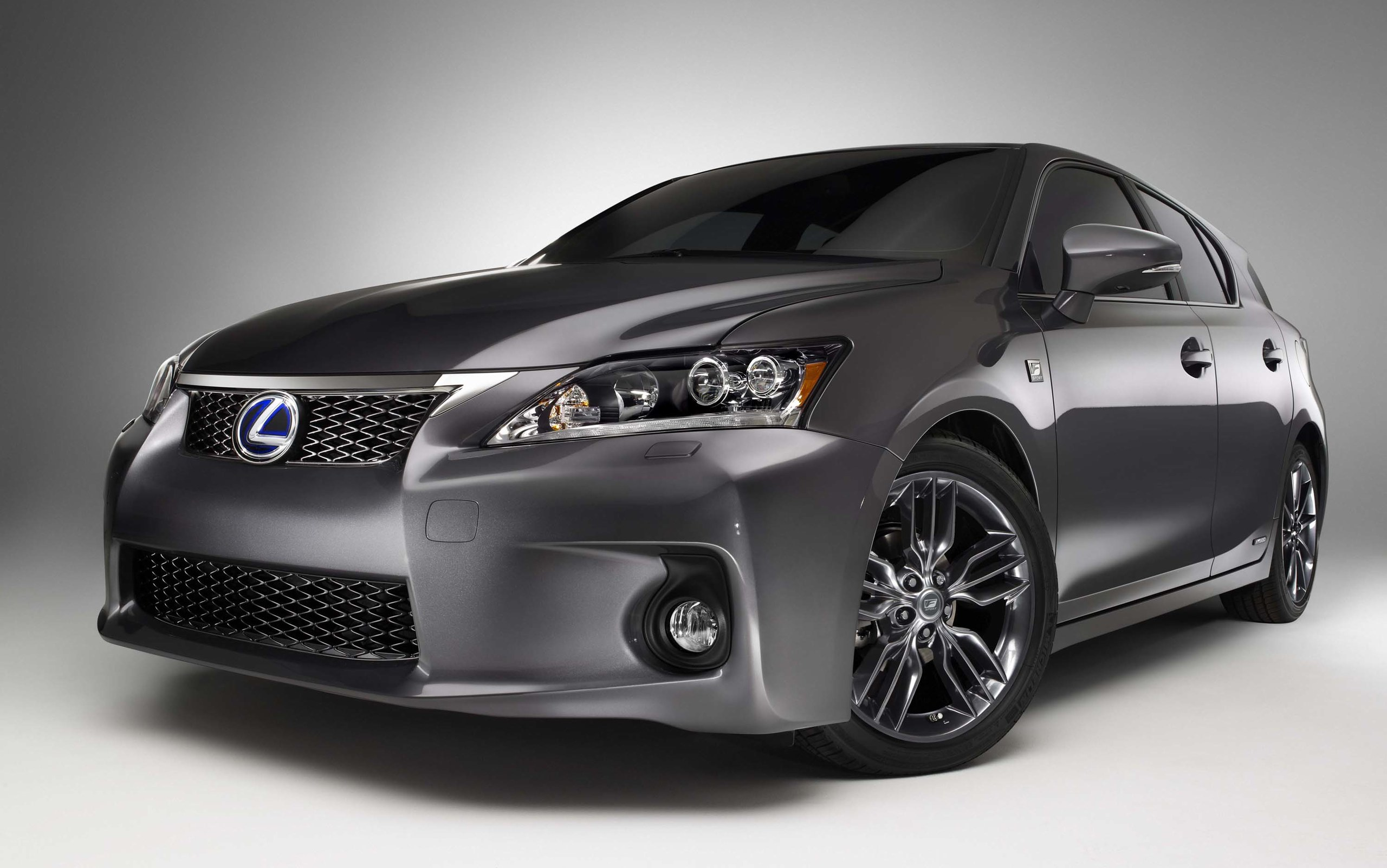 2012 lexus ct 200h f sport special edition lexus enthusiast. Black Bedroom Furniture Sets. Home Design Ideas