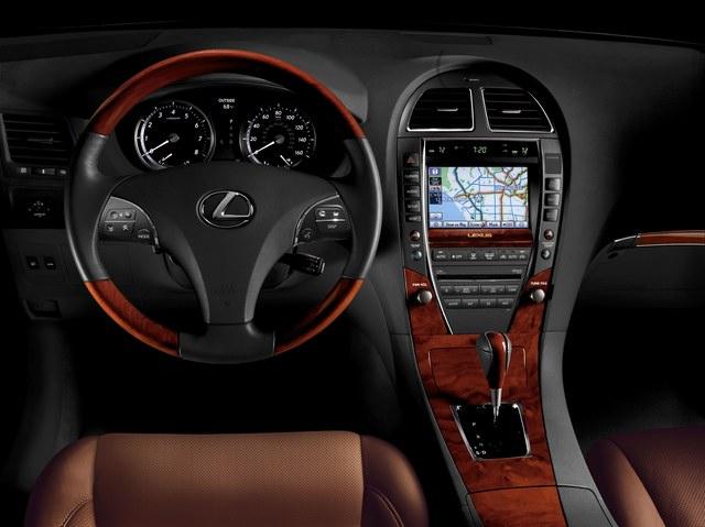 Lexus ES 350 Special Edition Interior