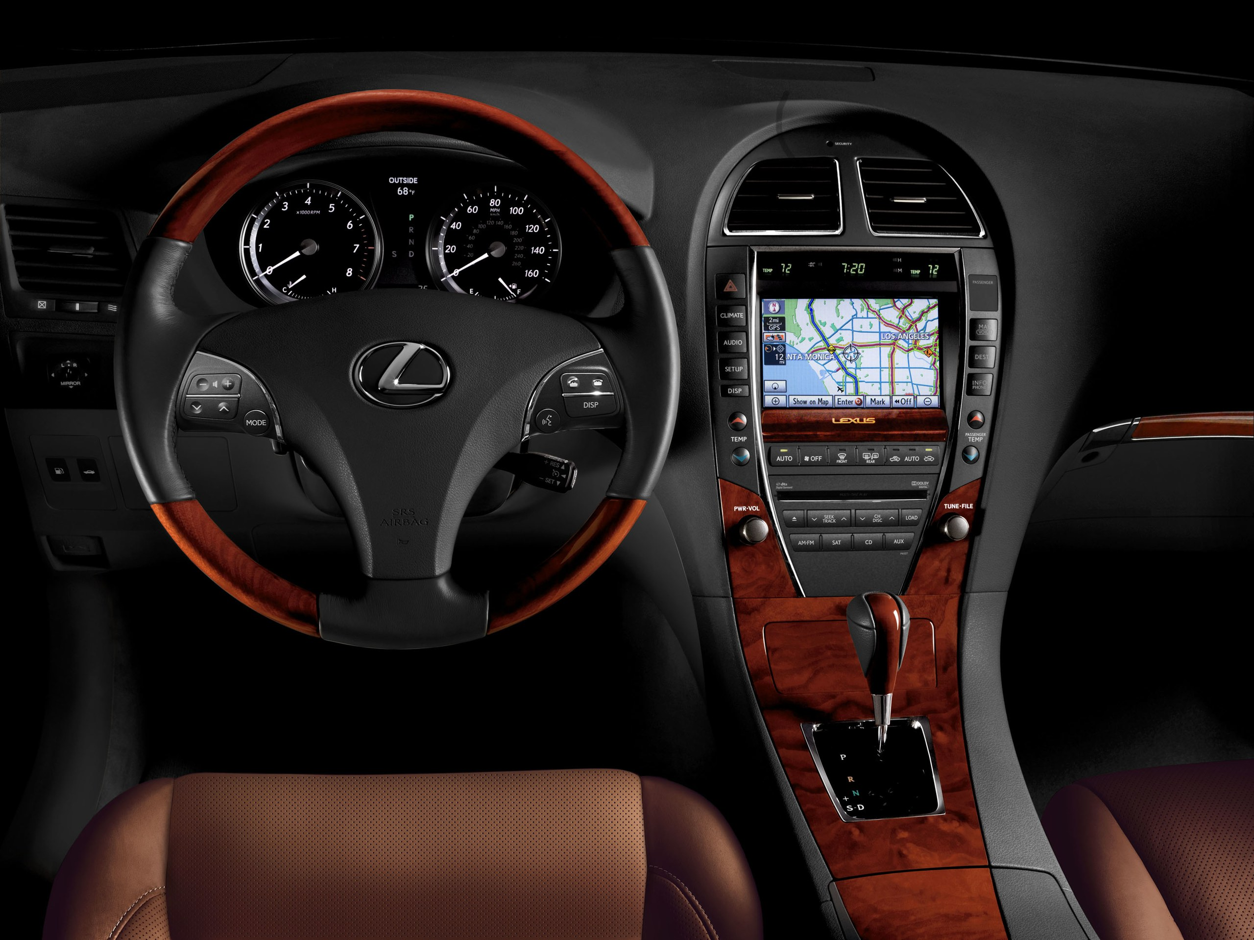 Superb Lexus ES 350 Special Edition Interior