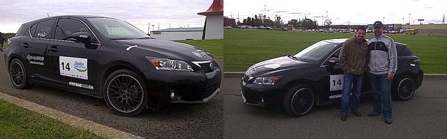 Lexus CT 200h Winner