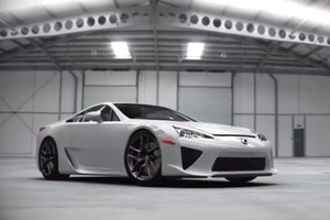 Lexus LFA Review by Jeremy Clarkson