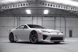 Lexus LFA Review by Jeremy Clarkson