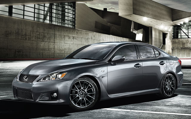 2012 Lexus IS-F