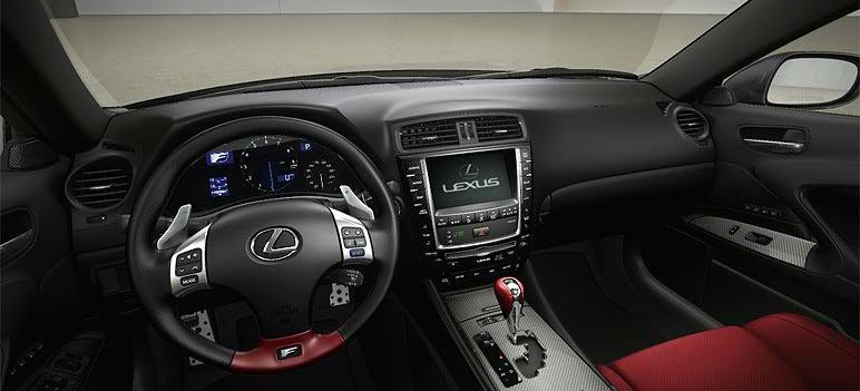 lexus is f red leather sterring wheel. Black Bedroom Furniture Sets. Home Design Ideas