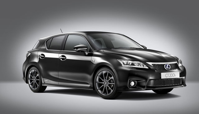 Lexus CT 200h UK