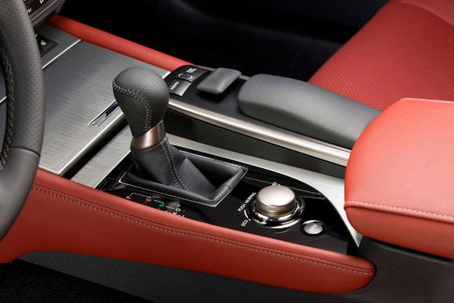 Lexus GS F Sport Remote Touch