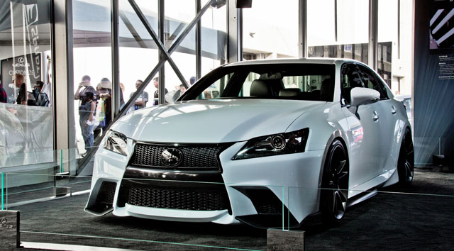 Lexus Project GS by Five Axis