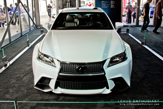 Lexus Project GS by Five Axis at SEMA