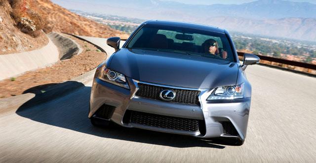 Lexus GS Coupe