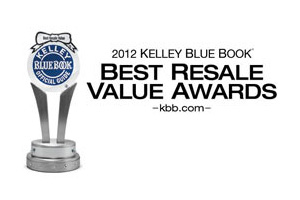 Lexus KBB Best Resale Value Awards