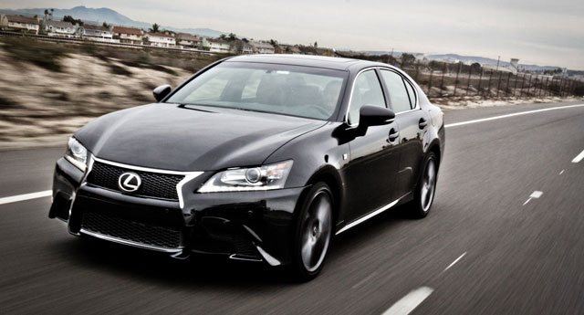 2013 Lexus GS 350 F Sport by KREW