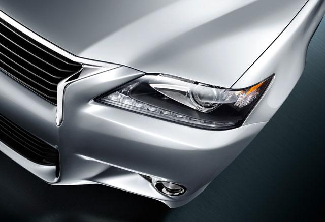 Lexus GS Exterior Design