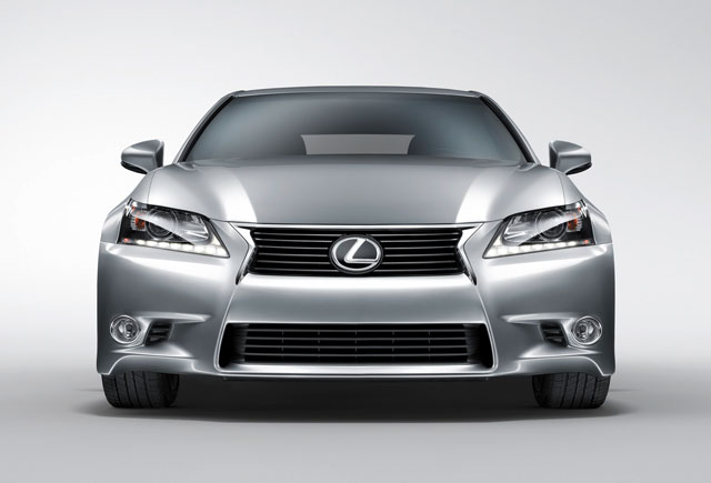 Lexus GS 350 Front End