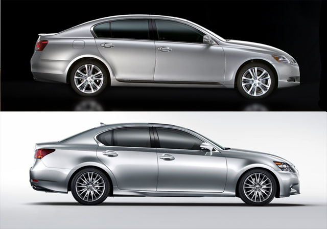 Lexus GS: Third Gen vs Fourth Gen