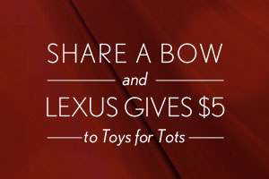 Lexus Toys for Tots
