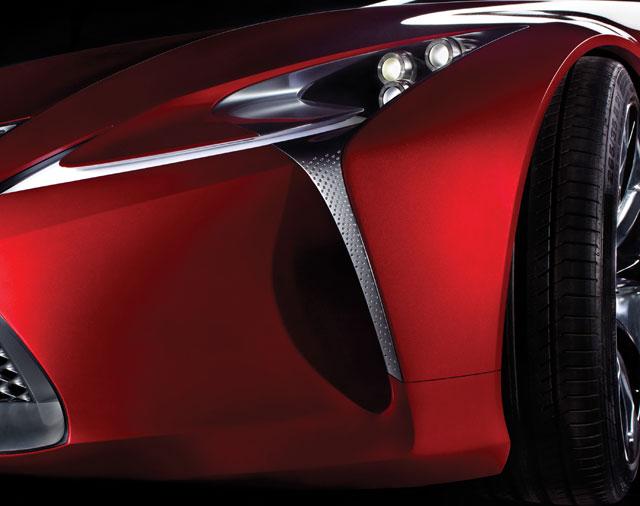 Lexus Concept NAIAS 2012