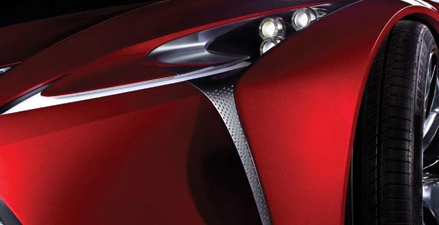 Lexus Concept Detroit Poll