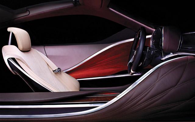 Lexus Concept 2012 NAIAS Desktop