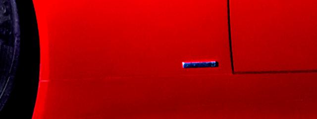 Lexus LF-LC Mystery Badge