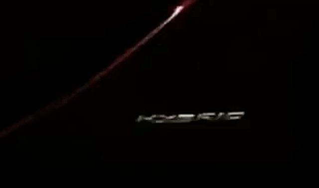 Lexus LF-LC Concept Hybrid Badge