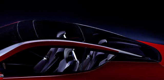 Lexus LF-LC Roof
