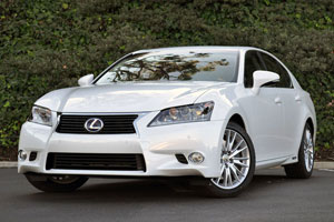 2013 Lexus GS 450h by Autoblog