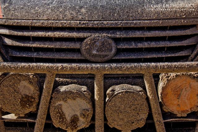 Lexus LX 570 Dirt Laughlin Joe Bacal