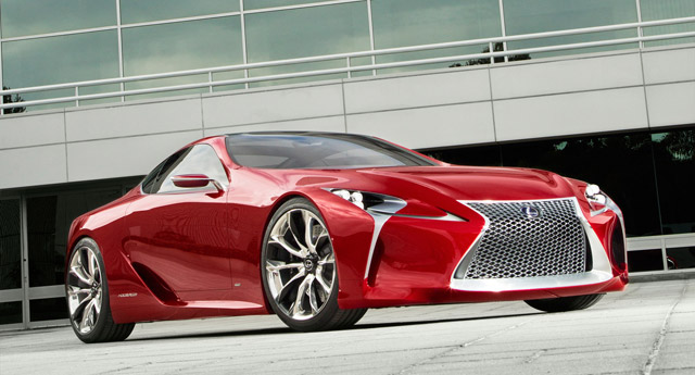 Lexus Executives Discuss Possible New Models | Lexus ...