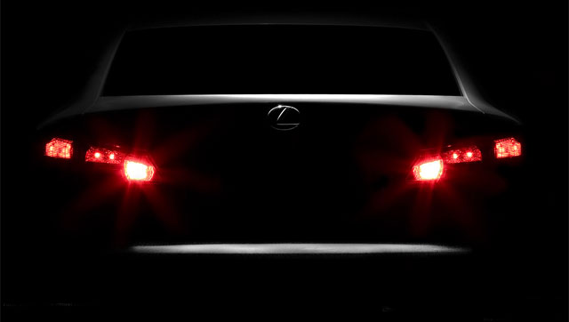 Lexus IS Rumors
