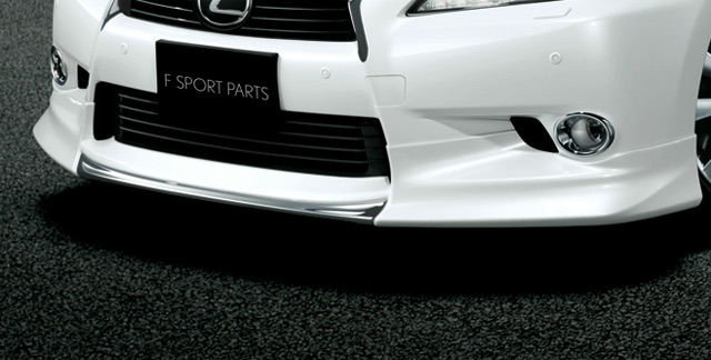 Lexus GS Modellista Front Lip