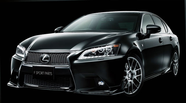 Lexus GS TRD Body Kit